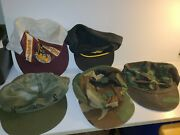 Lot Of 5 Vintage Chanute Air Force Base Hats