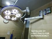 Examination And Surgical Led 550 Light Operation Theater Light With Endo Mode F6