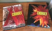 Chihuly 1968-2014 - Signed - 1st Edition - 1 And 2 Volumes