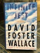 Infinite Jest - David Foster Wallace First Edition In First Issue Dust Jacket