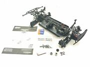 New Losi Tenacity Tt Pro 1/10 4wd Trophy Truck Roller Slider Chassis