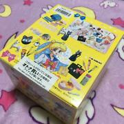 Re-ment Sailor Moon Crystal Everyday Miniature Figures Box Full Set 8 Complete