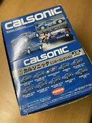 Kyosho Calsonic Minicar Collection 1/64 Cars From Japan Used