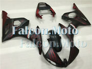 Abs Injection Bodywork Fairing Kit Fit For Yzf R6 2003-2005 R6s 2006-2009 Jam