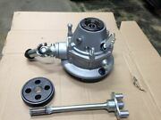 Final Drive Ural Gear Up 2001-2014-up For Drum Brake Assembly New Unused