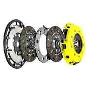For Ford Mustang 1996-2010 Act Xtreme Race Twin Disc Clutch Kit