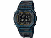 Casio G-shock Full Metal Square Model Camouflage T015
