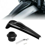 For Harley Electra Road Glide Touring 08-20 Dash Fuel Console+gas Tank Cap Cover