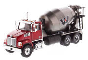 Cat Western Star 4700 Sf Concrete Mixer Truck 150 71033 Diecast Masters Cars