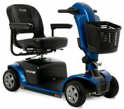 Pride Mobility Victory 10.2 4-wheel Electric Scooter 400lbs Capacity U-1/40ah