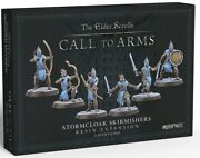 The Elder Scrolls Call To Arms Stormcloak Skirmishers New