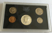 1968-s  Proof Sets With 40 Silver Kennedy Half Dollar