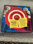 Annie Get Your Gun Record Set 4 Records With Collectible Record Insert 45 Rpm