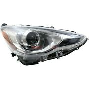 New Head Lamp Assembly Right Fits 2015-2017 Toyota Prius C 8111052k70