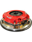Mcleod Clutch Rst Twin Plate Clutch Kit For Gm Lsa Lt1 And Lt4 6406807