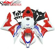 White Red Fairings Kit For Honda Cbr600rr 2007 2008 Abs Injection Body Work Set
