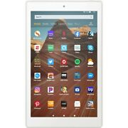 Fire Hd 10, 2019, 32gb, White - Used In Very Good Condition