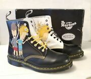 Dr. Martens Menandrsquos Us 12 Beavis And Butthead Boots 1460 Doc Martens Punk Mtv 90and039s