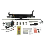 For Chevy Malibu 78-83 Unisteer Hydraulic Power Steering Rack And Pinion Kit