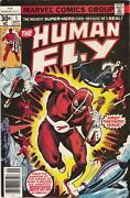 The Human Fly 1 2 And 4 Lot Of 3 Marvel 1977