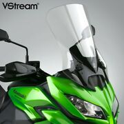 National Cycle Vstream Clear Touring Windshield 18.25 Kawasaki Kle650 Versys