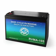 Ajc Group 31m Deep Cycle Rv Marine And Boat Battery