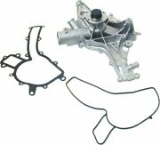 Uro Radiator Engine Cooling Water Pump For Mercedes Cars With Oil Cooler Only