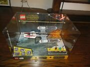 Lego Star Wars Store Display 75249 Resistance Y-wing Starfighter Working Lights