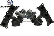 Upgraded 650hp Twin Turbocharger 49131-07031and07041 For N54 Bmw 335i Lhd