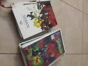 Spawn Collection. Single Issues And Variants, Volumes, And 12 Inch Rare Statue
