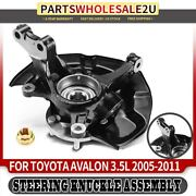 Front Right Rh Wheel Bearing Hub Knuckle Assembly For Toyota Avalon 2005-2011