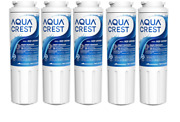 5 Pack Fit For Maytag 4396395 Ukf8001 Ukf8001axx-200 Ukf8001axx-750 Water Filter