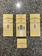 Plasticville | Ph-1 Town Hall Entry Tower Parts | Very Good Condition | O Scale