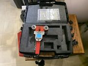Tensitron Lx-50-1 Digital Tension Meter For Medium Size Cables / Wire - Unused