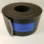 New Holland Br740 Silage 740a Round Baler Belt Set 3 Ply Roughtop W/clipper