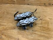 Mercedes E55 Sl55 Cls55 Amg Rear Right And Left Set Calipers Brembo Set Oem 85k