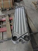 Apv Heat Exchanger Plates And Gaskets For Model R51 Qty 25