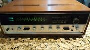 Audiophile Sansui A5000 Solid State Am/fm Stereo Tuner Amplifier ...see Note