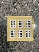 Plasticville | Ph-1 Town Hall Front Left Wall Panel Part | Very Good Condition