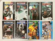 The Ultimates Vol.2 1-5 + 9 + Team Up Marvel The Maker Reed Richards