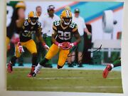 Casey Hayward - Green Bay Packers Autographed 8-1/2 X 11 Photo Signed Chargers
