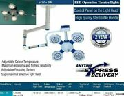 Star 84 Single Dome Led Ot Light Examination Surgical Operation Theater Light S