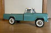 1960-1961 Nylint Ford F-series Sales And Service Pickup Truck 3800