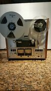 Pioneer Model Rt-1020h Reel To Reel 4 Channel Tape Recorder Reels Not Included