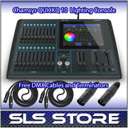 Chamsys Quickq10 Single Universe Compact Lighting Console