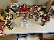 Lot 9 Episode 1star Wars Cup Toppers 1999 Kfc Taco Bell Pizza Hut Pepsi Unused