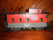 G Scale Train Caboose 42114 New York Central Nyc Aristocraft