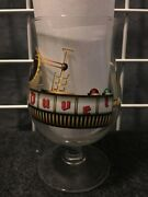 """Jono Duvel Collectible Beer Glass Steampunk Artist Series """"guilded Age Of Beer"""""""