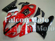 Black Red White Fairing Set Fit For Yzf1000 R1 2000 2001 Injection Molding Abu