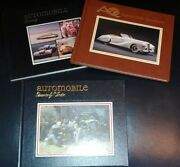 Automobile Quarterly Complete Set With 2 Indexes Lot Of 207 Books / Magazines
